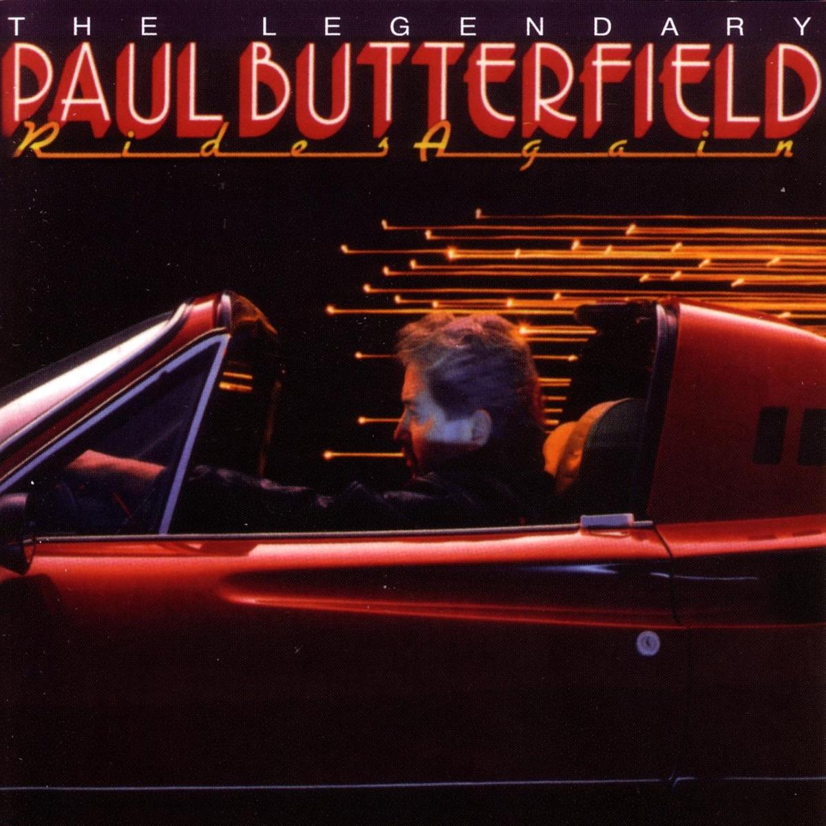 Paul Butterfield