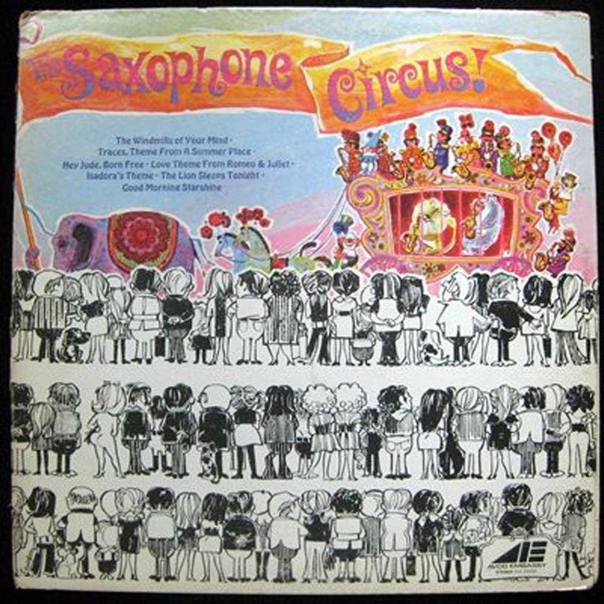The Saxophone Circus