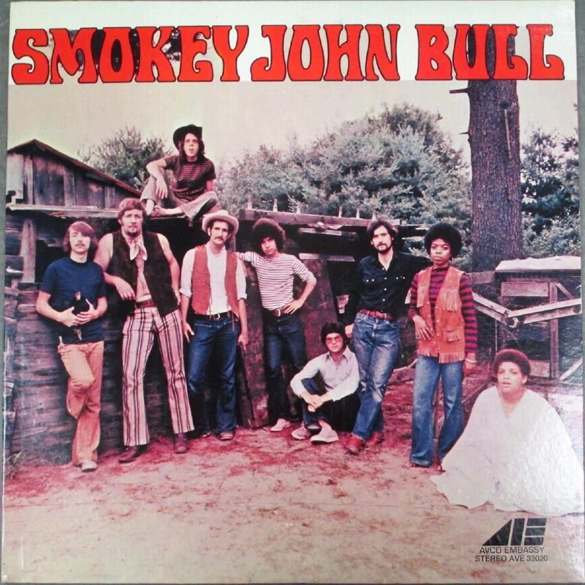 Smokey John Bull
