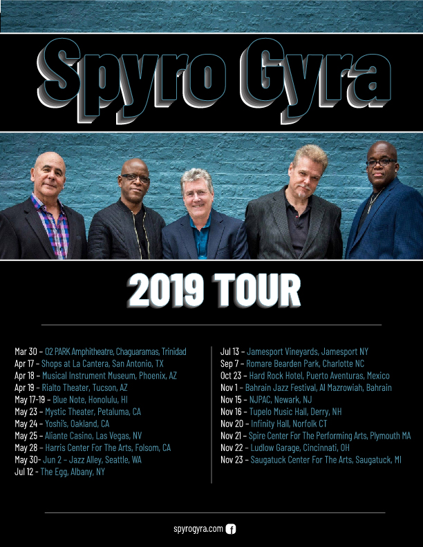 Spyro Gyra, Buffalo bands, Jazz bands, Jazz Fusion Bands, jazz music, jazz