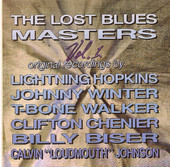 The Lost Blues Masters Vol. 1